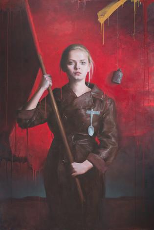 Vade Mecum /  162x114cm / oil on canvas