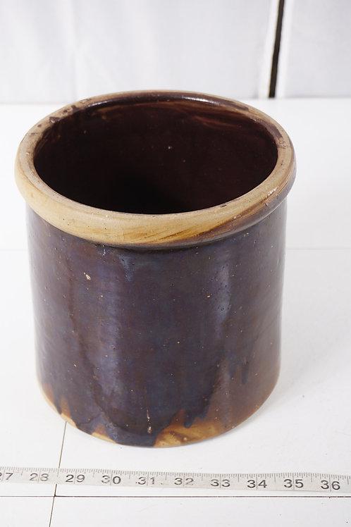 1 Gal Stoneware Crock