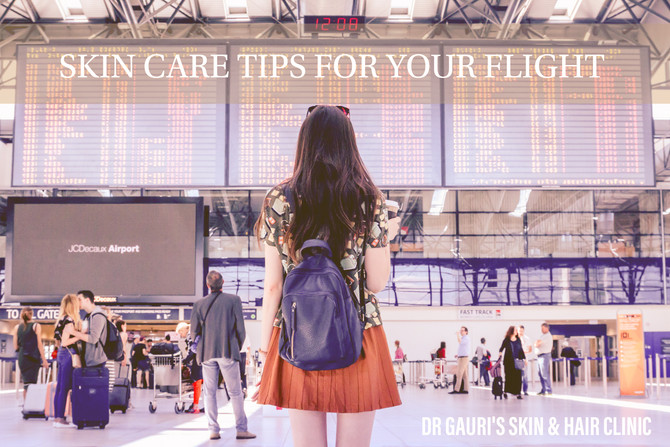 Do you travel in Airplane ?? Here's 1# skin care you might be ignoring.