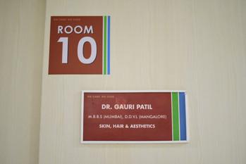 Dr. Gauri Patil's Cabin