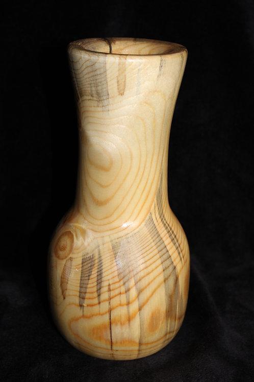 Decorative Vase | Bulb Vase | Lathed Vase