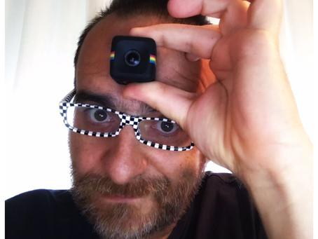 Parrucchieri e video: usare un'action cam in salone.