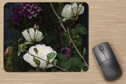 Desdemona rose mousepad