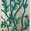 Thumbnail: Turquoise chinoiserie on silver
