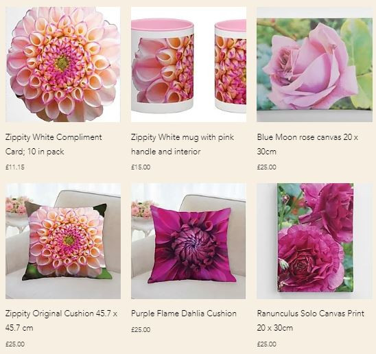 Flower Products Shop