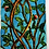 Thumbnail: Turquoise chinoiserie with bluebirds