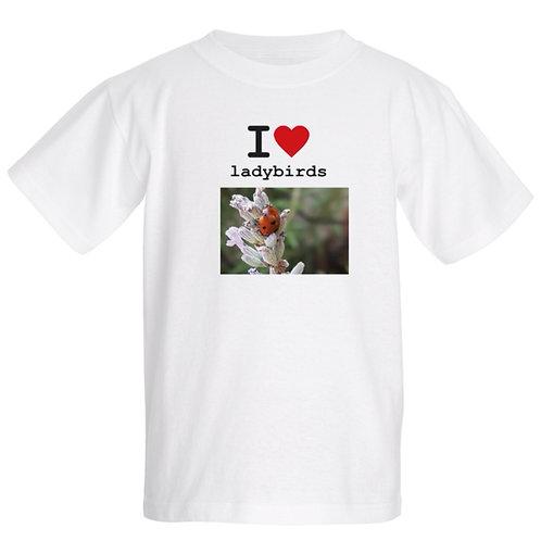 I love Ladybirds T-Shirt