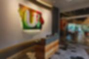 Union 29 Lit Sign