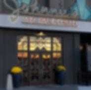 B&B Liberty Front Door Graphics