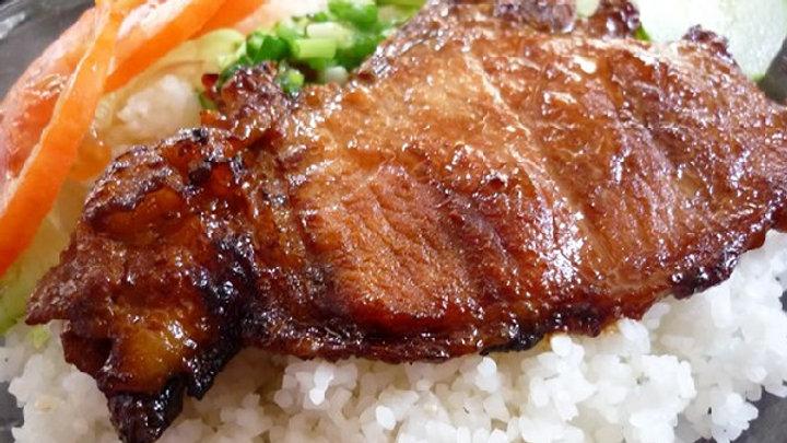 Caramelized Pork Belly