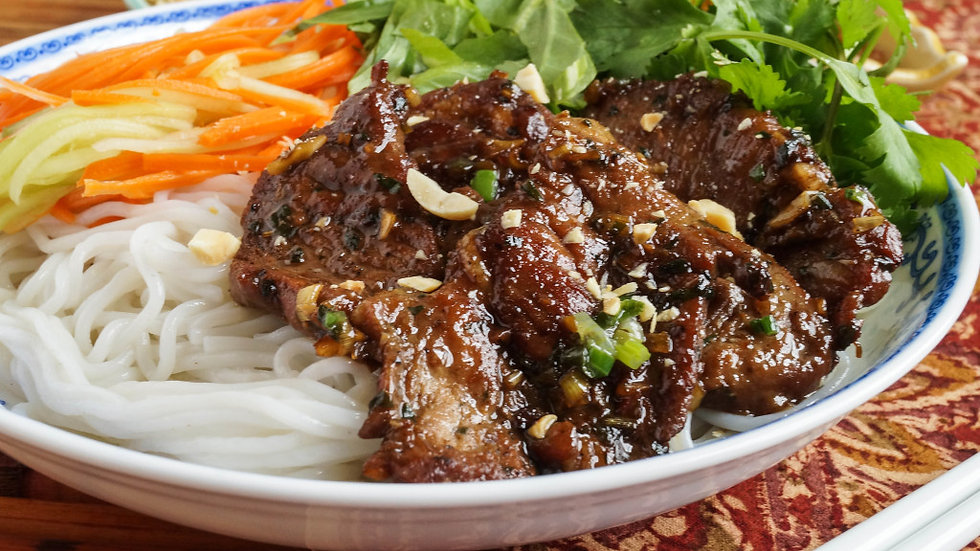 Lemongrass Beef Steak