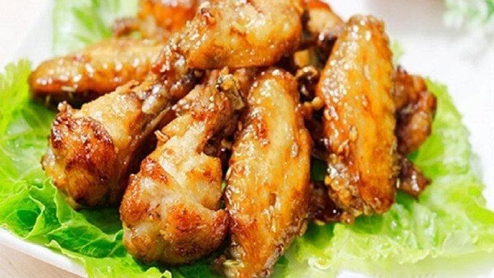 Sweet and Sour Wings