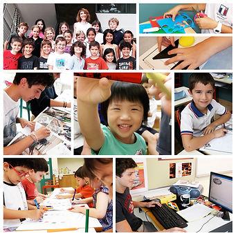 Lycée français de Singapour art