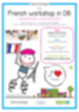 French workshop in Discovery bay!