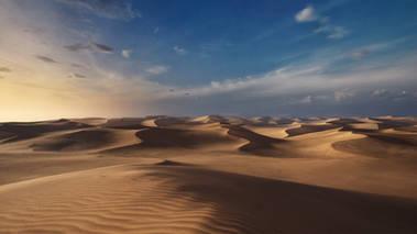 UE4 Level Design Dunes Pack