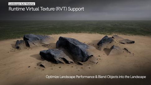 Runtime Virtual Texturing