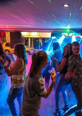 Gorilla Street Party Lighting & Photography