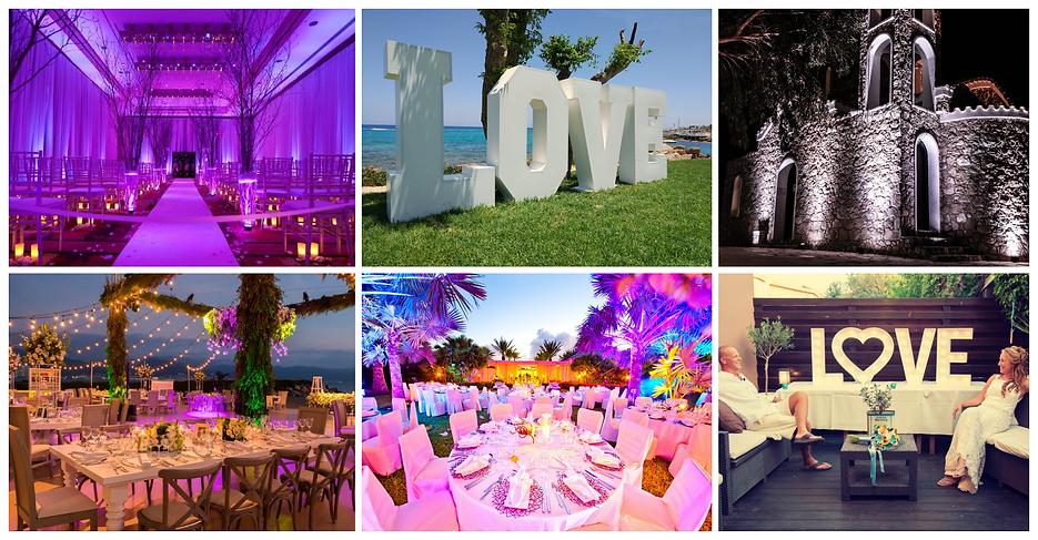 Gorilla Street Wedding, Event & Party Lighting