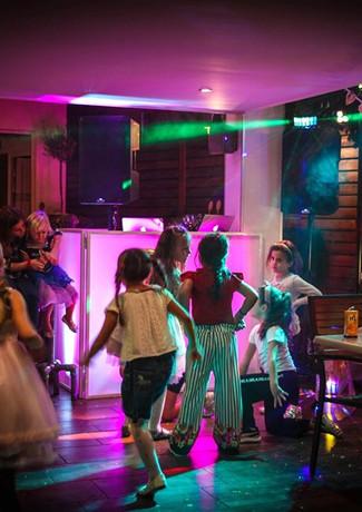 Gorilla Street Party DJ & Lighting Services