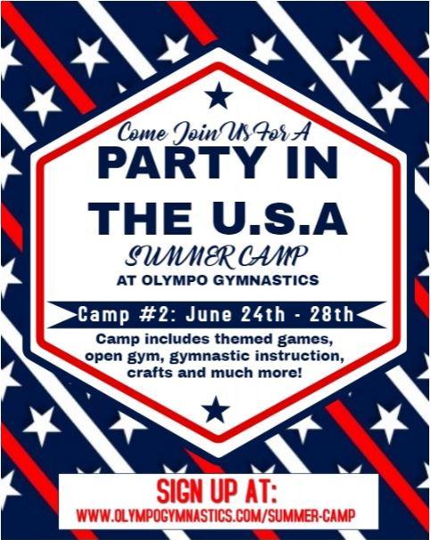 U.S.A Camp