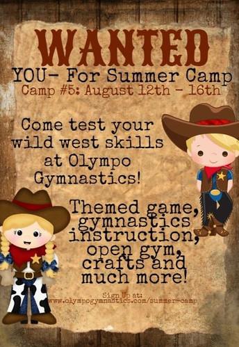 Wild West Camp