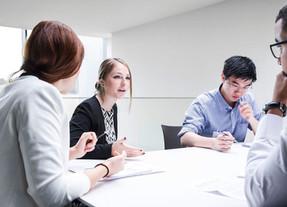 Norwegian trainees meeting