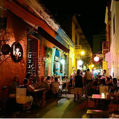 Cena en pareja - Santa Marta