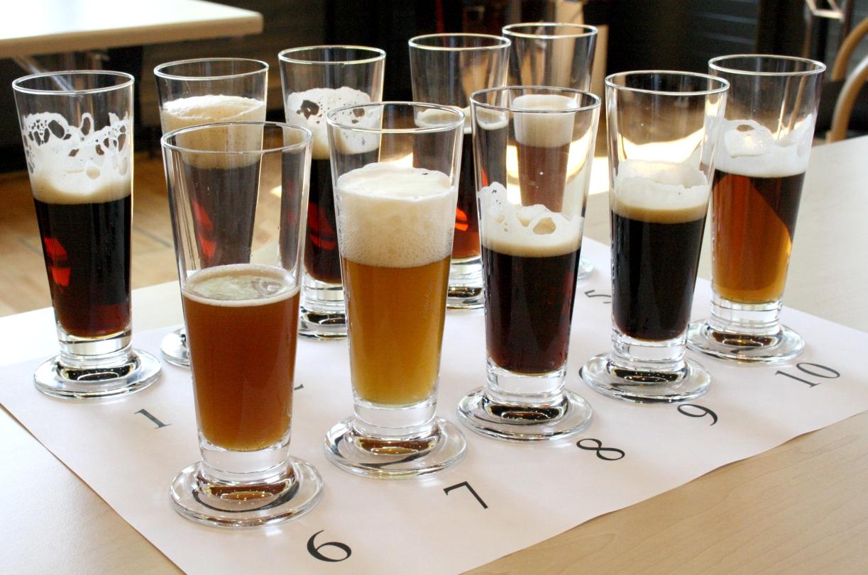 cata cerveza ejecutiva