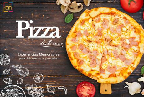 Pizza en casa
