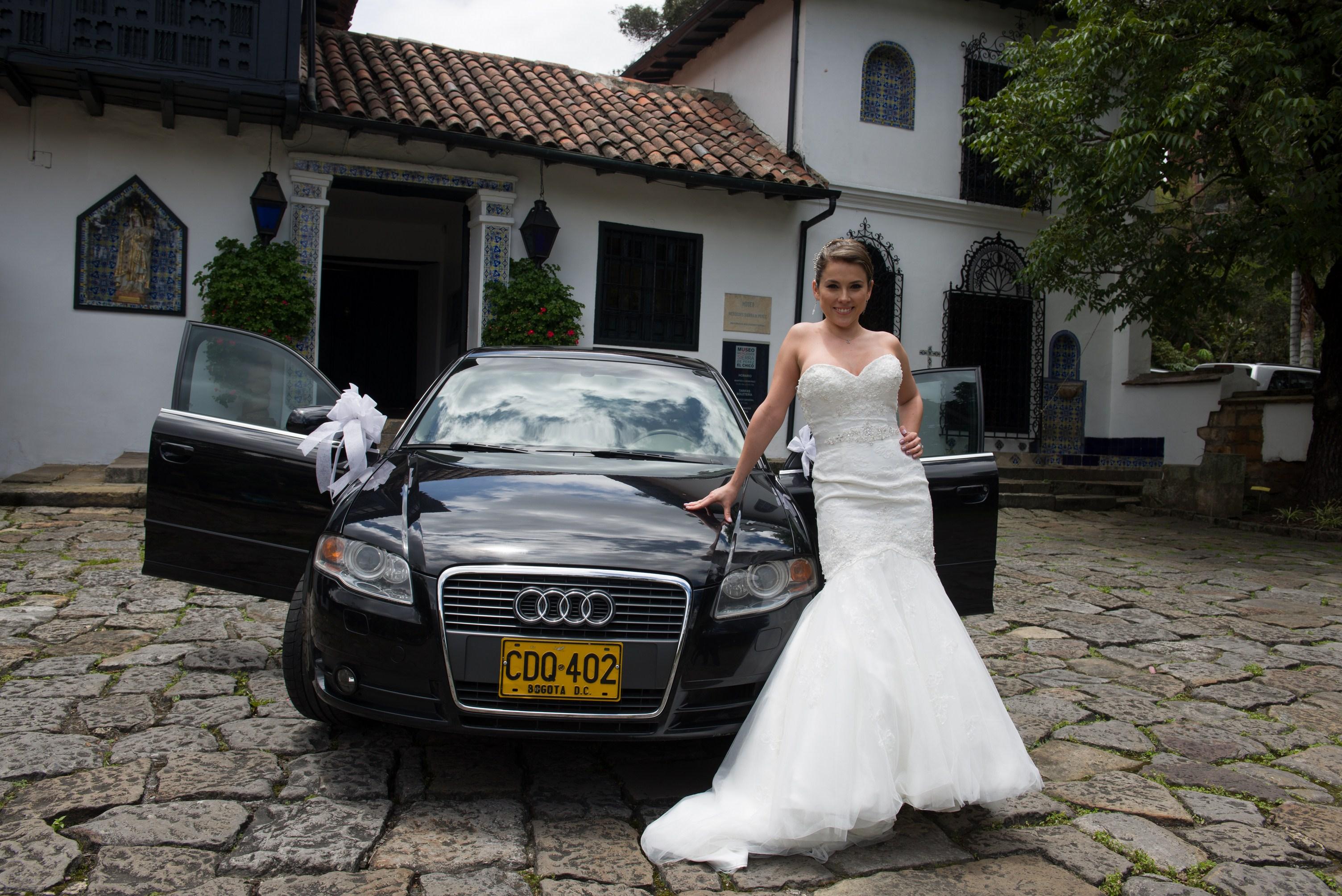 Audi Negro A4