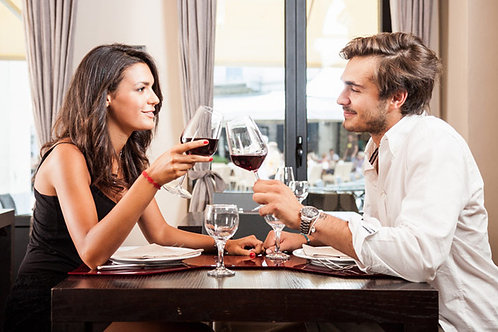 Cata vino con cena maridaje