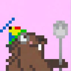 Spork Marmot Beanie