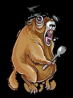 2019 - Ser Spork Marmot