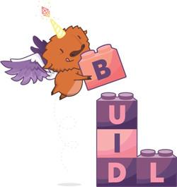 #BUIDL PegaBufficorn