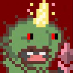 Bufficorn Zombie