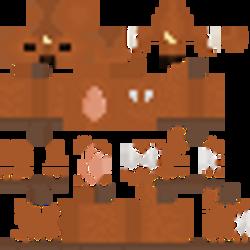 PegaBufficorn Minecraft Skin