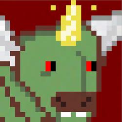 PegaBufficorn Zombie