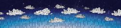 2020 - ETHDenver Pixel Rainclouds