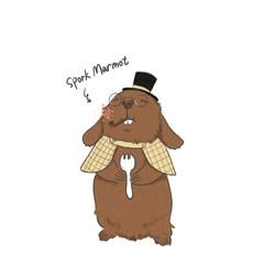 Spork Marmot