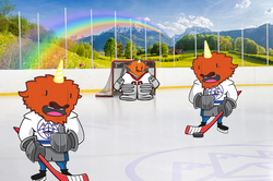 Bufficorn Hockey Team_0x55...C528