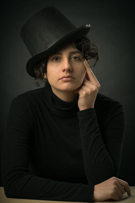 Charlotte Rinaldi Portrait