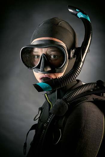 Greer Dalrymple Scuba Diving Instructor