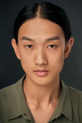 Igal Wong Actor Headshot