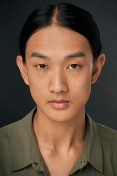 Igal Wong Actor Headshot