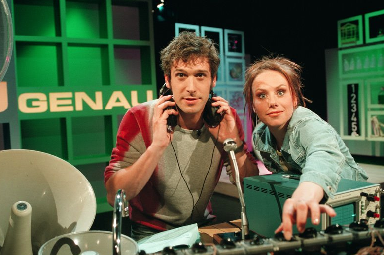 """""""GENAU"""" - ZDF 2001"""