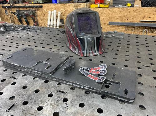 DIY 5th Gen 4Runner/Lexus GX 460 Slider Bolt On Plates