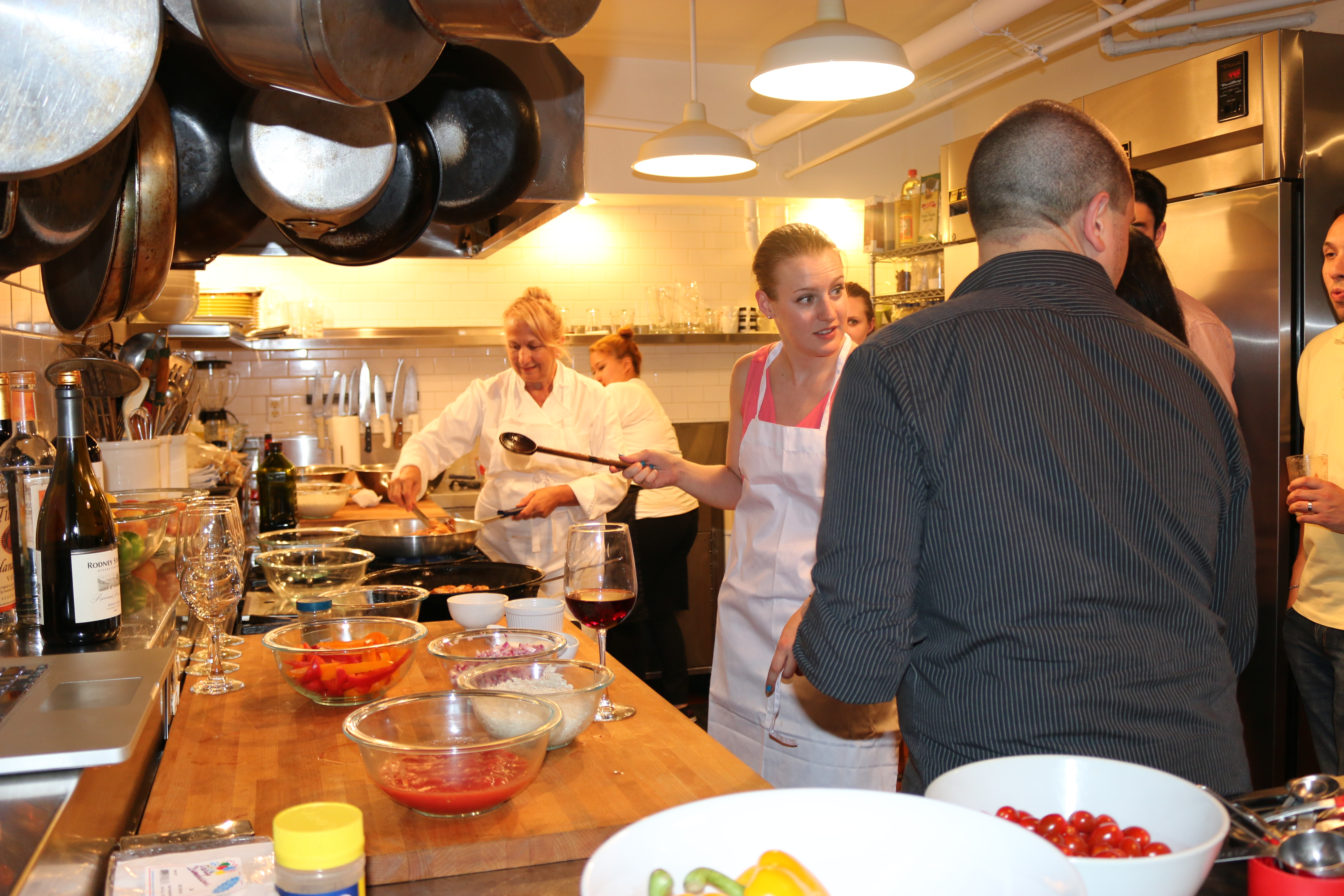 Cooking Event NYC