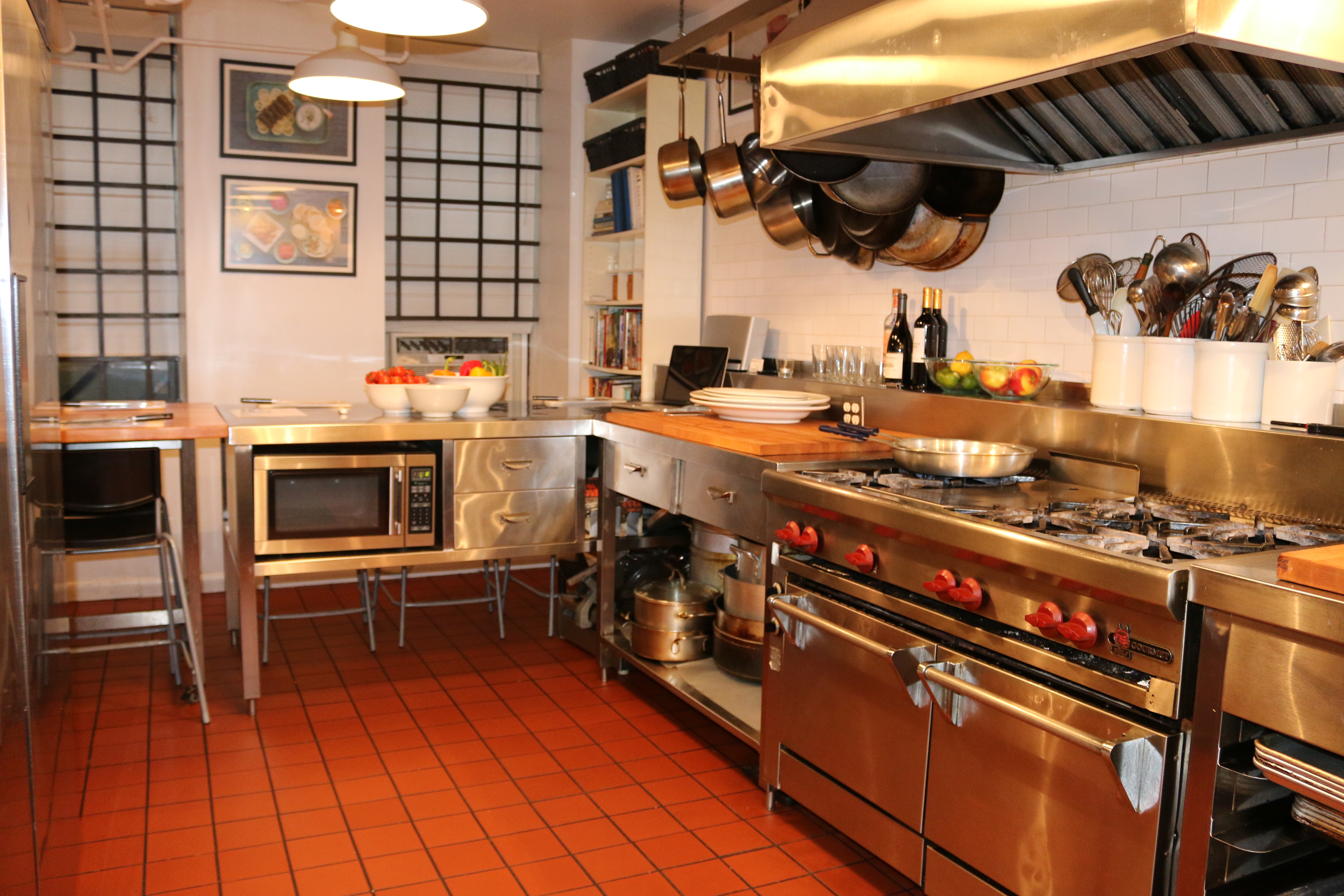 Commercial Kitchen rental