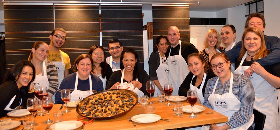 Cooking Party NYC