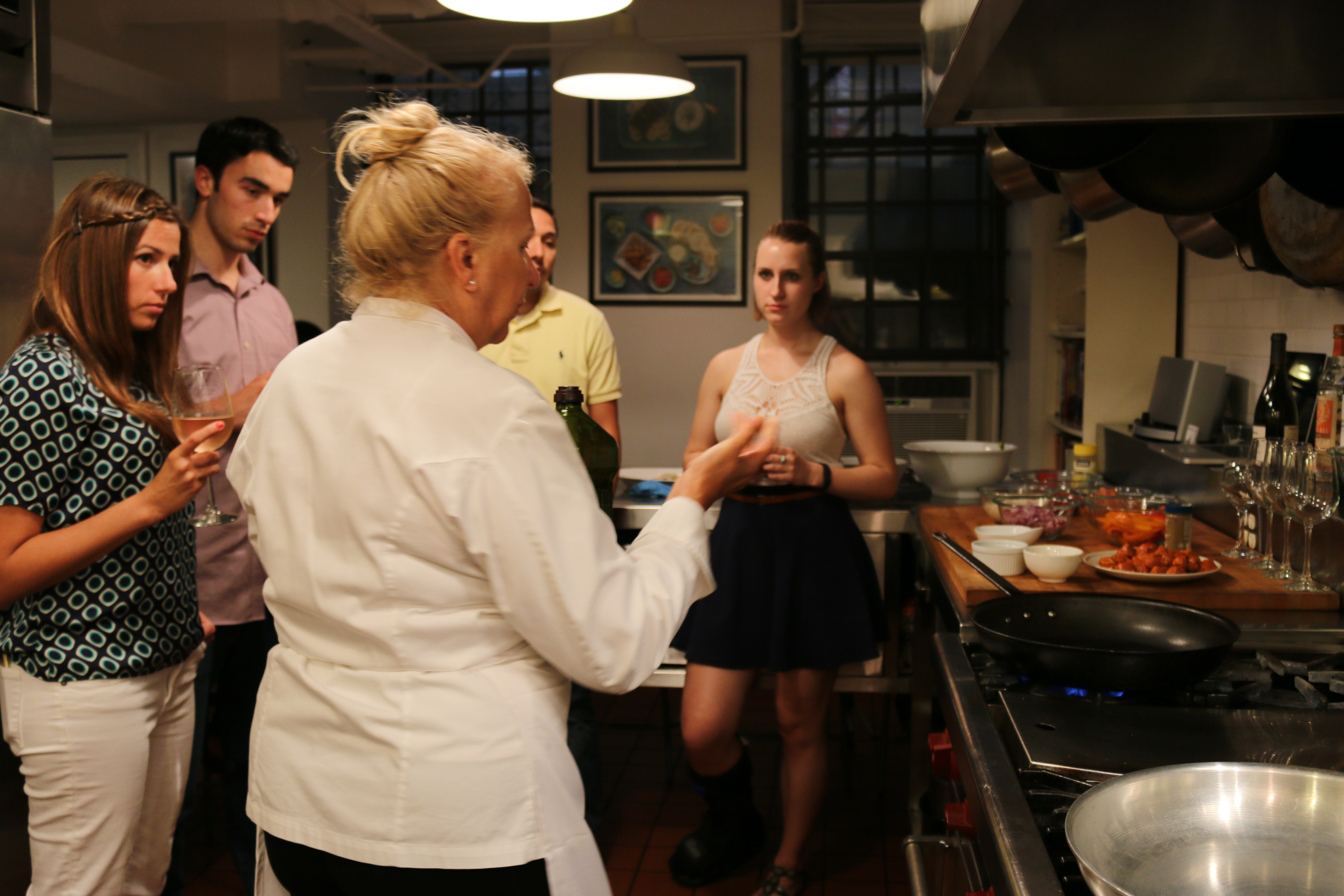 Cooking Class NYC